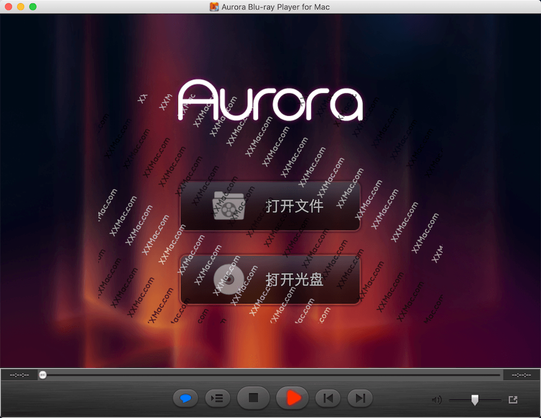 Aurora Blu-ray Player for Mac v2.19.4 中文破解版下载 蓝光视频播放器