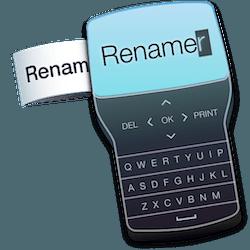 Renamer for Mac v6.0.5 英文破解版下载 文件批量重命名软件