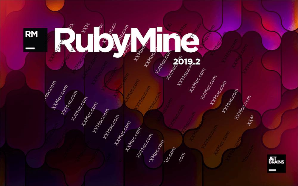 JetBrains RubyMine Mac v2019.2 中文汉化破解版下载 Ruby代码编辑工具