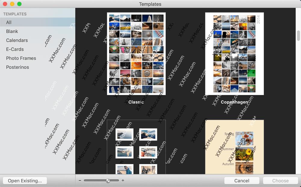 Posterino for Mac v3.8.3 英文破解版下载 海报拼图软件