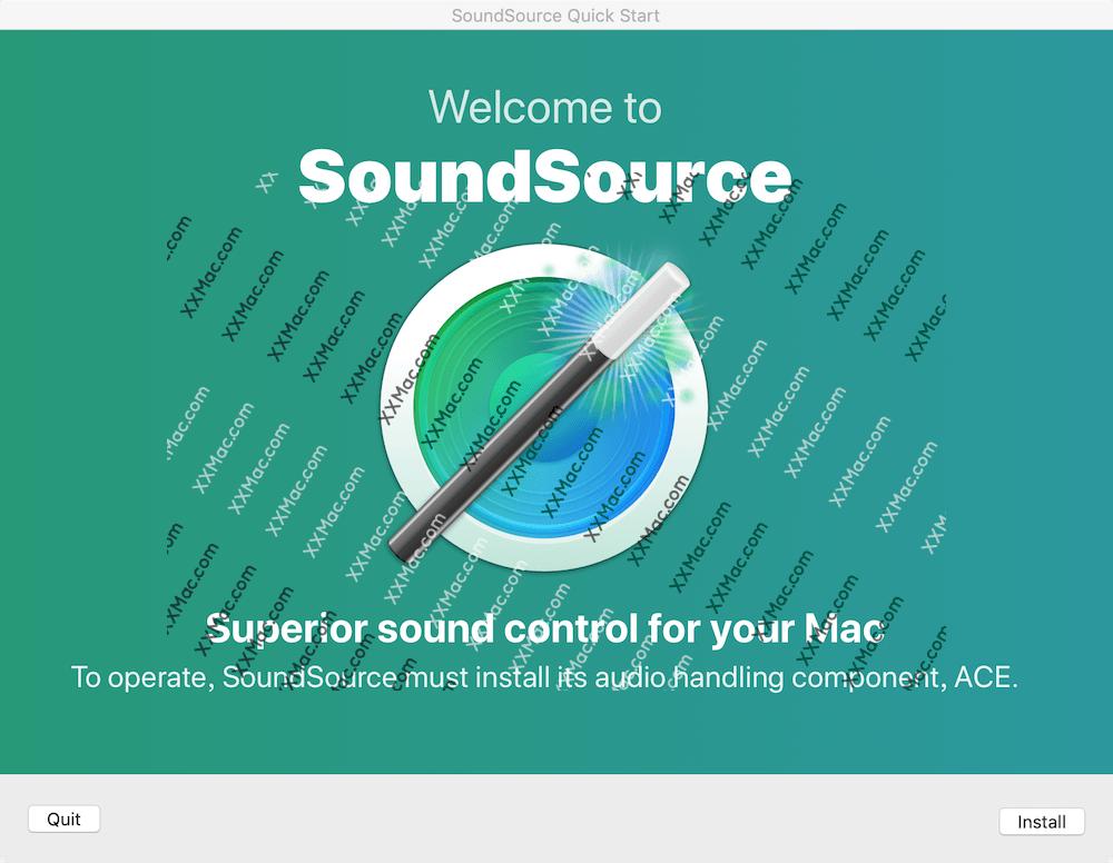 SoundSource for Mac v4.1.0 英文破解版下载 音频控制软件
