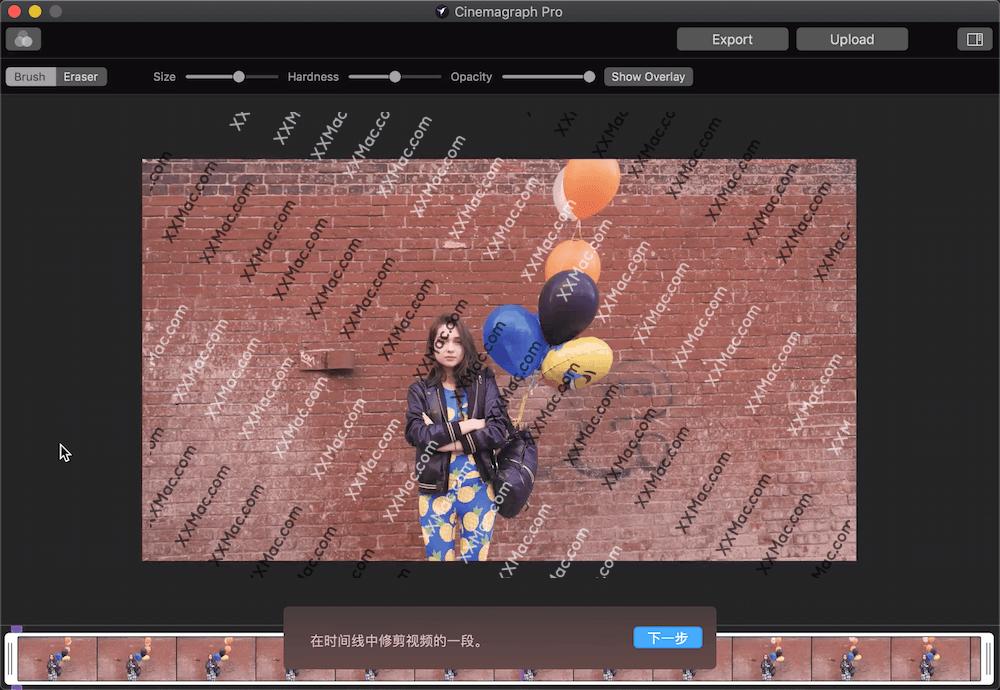 Cinemagraph Pro for Mac v2.8.2 中文破解版下载 图片特效软件