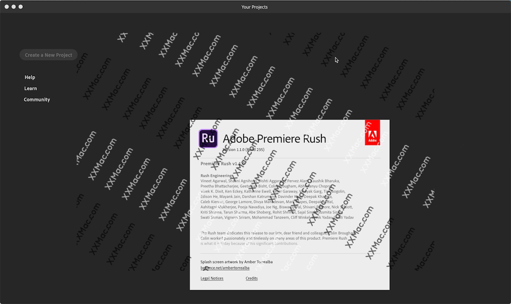 Adobe Premiere Rush CC 2019 Mac v1.2.0 英文破解版下载 一体化视频编辑软件
