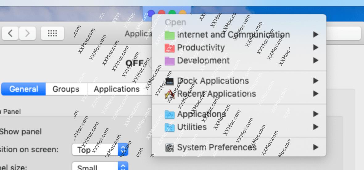 Application Wizard for Mac v4.0.1 英文破解版下载 快速启动管理软件