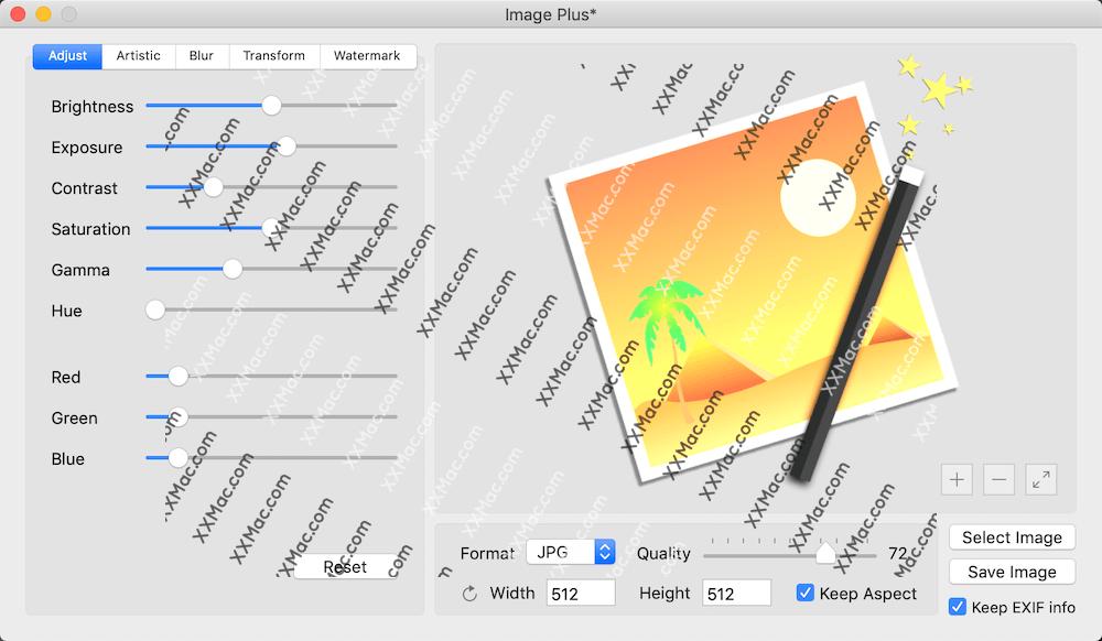 Image Plus for Mac v1.2 英文破解版下载 专业图像分析软件