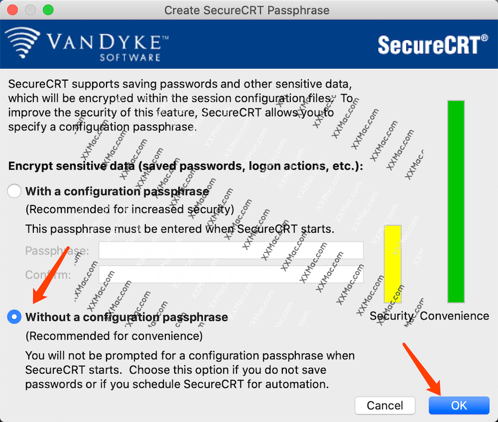 SecureCRT for Mac v8.7.3 英文破解版下载 SSH终端工具