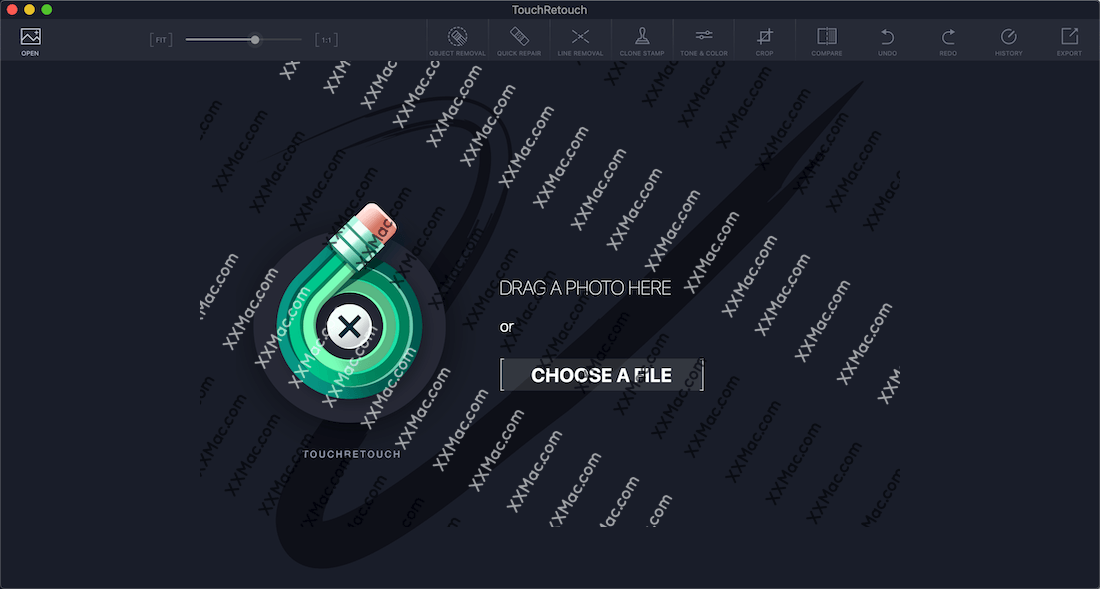 TouchRetouch for Mac v2.1.1 英文破解版下载 抠图大师