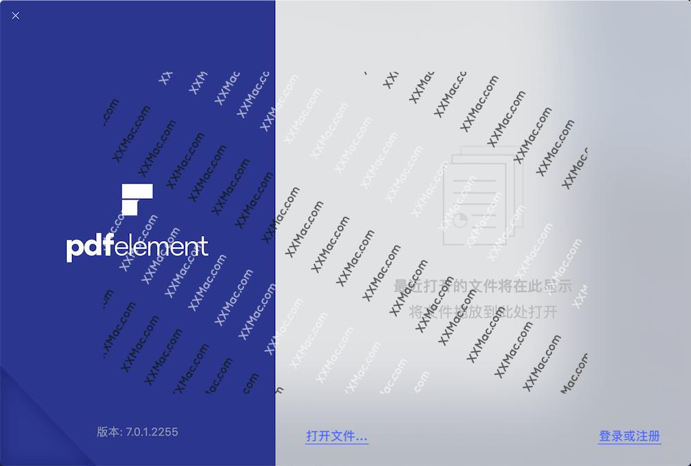 Wondershare PDFelement Pro for Mac v7.0.1.2255 中文破解版下载 PDF编辑软件