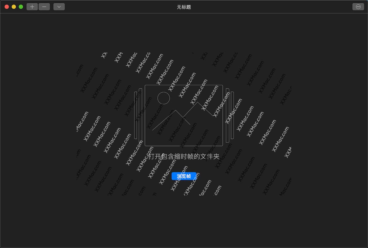 GlueMotion for Mac v1.3.2 中文破解版下载 延时摄影工具
