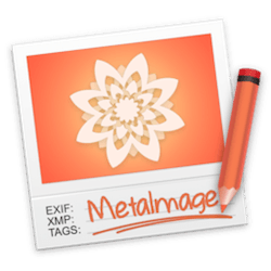 MetaImage for Mac v1.5.0 中文破解版下载 图像元数据编辑工具