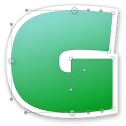 Glyphs for Mac v2.5 中文破解版下载 字体设计软件