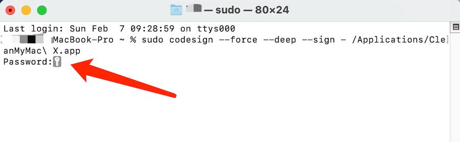 Mac软件提示意外退出的解决办法