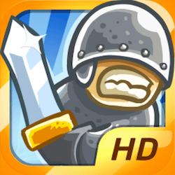 王国保卫战2 Kingdom Rush HD Mac v2.1 英文破解版下载 塔防游戏