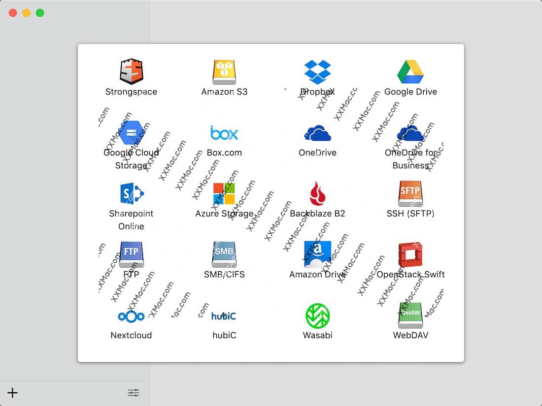 ExpanDrive for Mac v2021.8.3 英文破解版下载 FTP软件