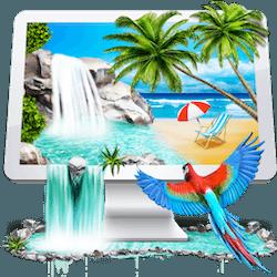 LiveDesktop Mac v8.0 英文破解版下载 动态壁纸软件