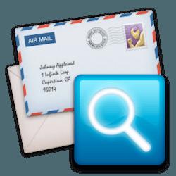 InfoClick Mac v1.2.5 英文破解版下载 电子邮件搜索工具