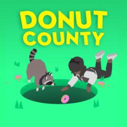 甜甜圈都市 Donut County Mac v1.1.0 中文版下载 叙事型物理解谜游戏