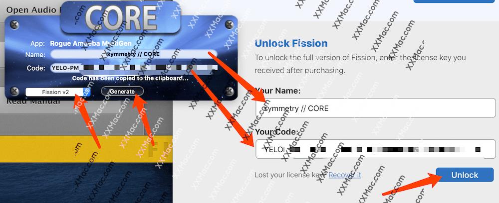 Fission for Mac v2.5.0 英文破解版下载 音频编辑软件