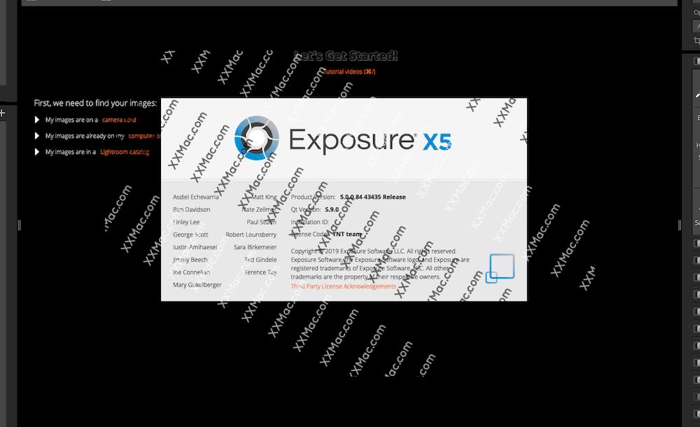 Alien Skin Exposure X5 for Mac v5.2.0.166 英文破解版下载 模拟胶片效果滤镜