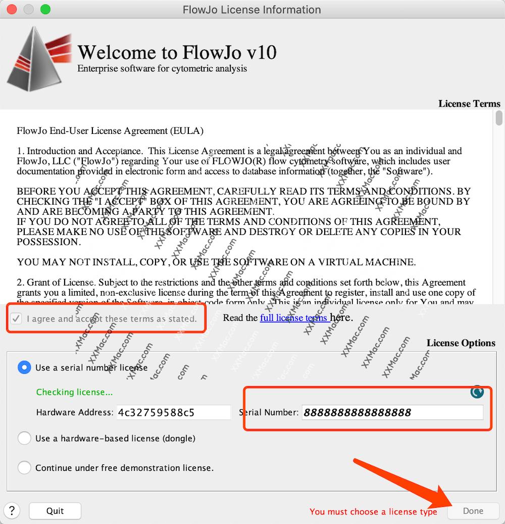 FlowJo 10 for Mac v10.4 英文破解版下载 流式细胞数据显示分析软件