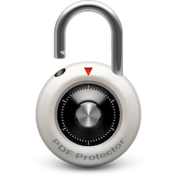 PDF Protector for Mac v1.5.1 中文破解版下载 PDF加密和解密软件