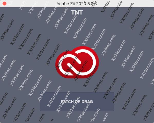 Adobe Zii 2020 5.1.9 Mac 破解补丁下载 Adobe Mac软件破解补丁
