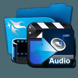 AnyMP4 Audio Converter for Mac v8.2.12 英文破解版下载 音频格式转换工具