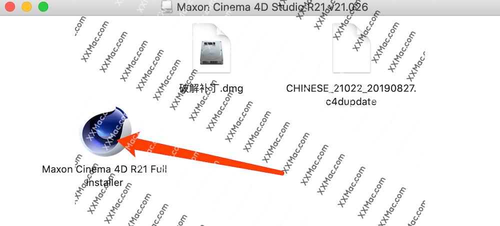Maxon Cinema 4D Studio R22 for Mac v22.116 中文破解版下载 3D动画设计制作软件