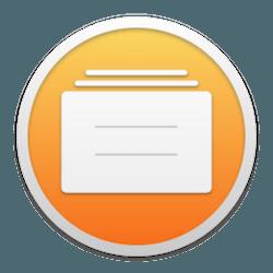 iDatabase for Mac v6.0 英文破解版下载 个人信息数据库管理工具