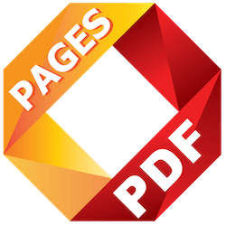 PDF to Pages Converter for Mac v6.2 中文破解版下载 PDF转Pages文件工具