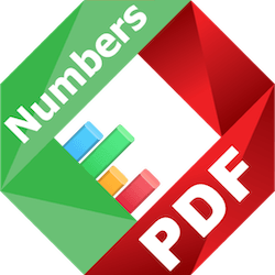 PDF to Numbers Converter for Mac v6.2 中文破解版下载 PDF转Numbers文件工具
