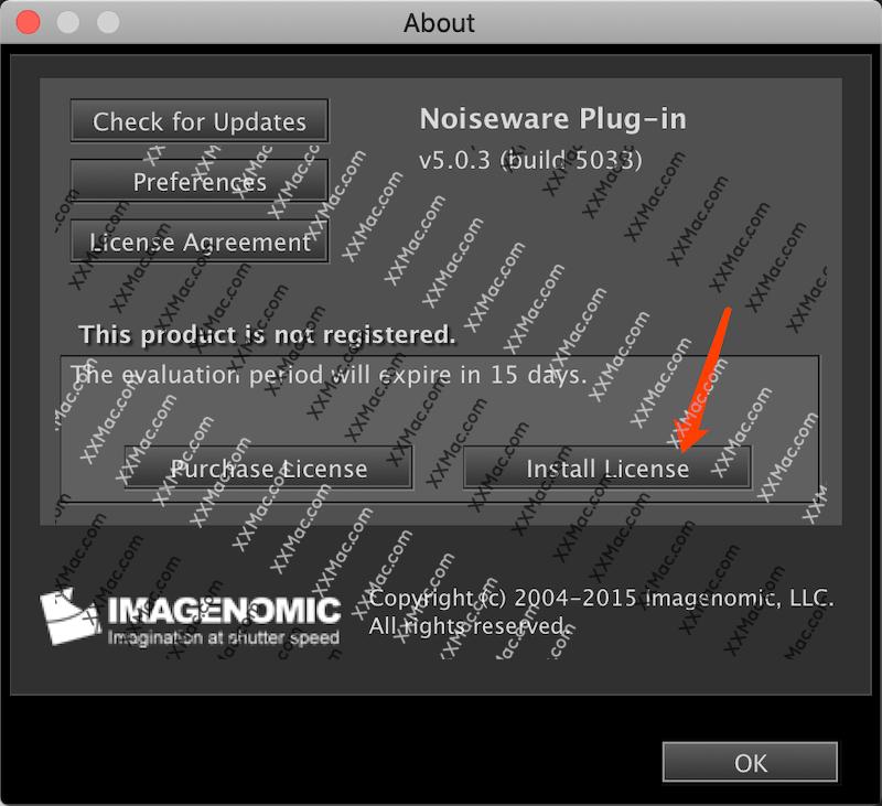 Imagenomic Professional Suite for Mac v1732 英文破解版下载 PS磨皮降噪滤镜插件套装