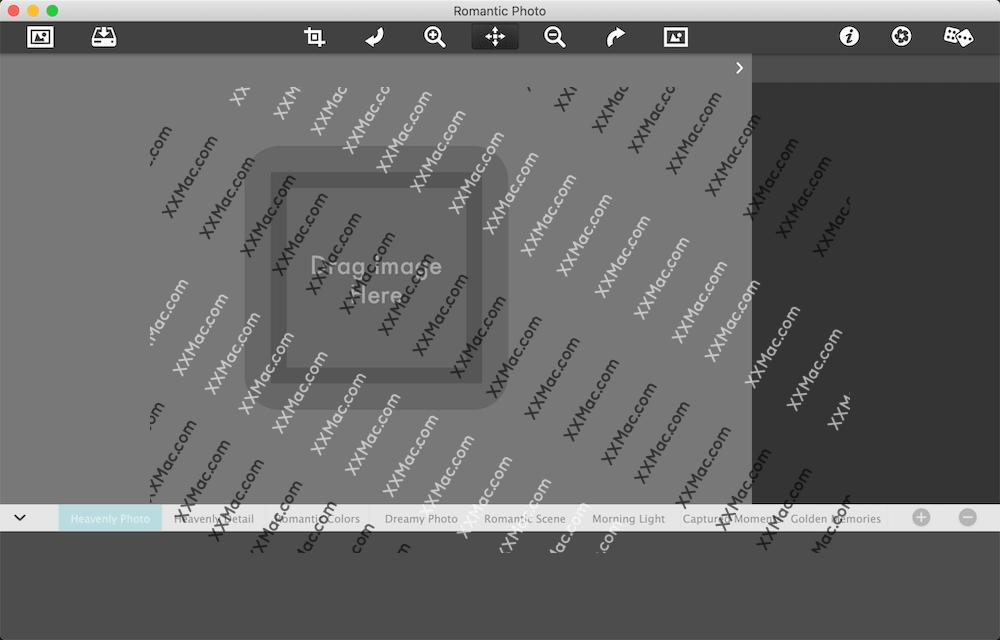 JixiPix Romantic Photo for Mac v2.3.2 英文破解版下载 照片浪漫效果特效软件