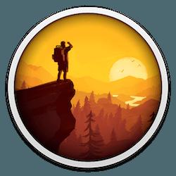 看火人 Firewatch for Mac v1.09 英文破解版下载 动作冒险类游戏