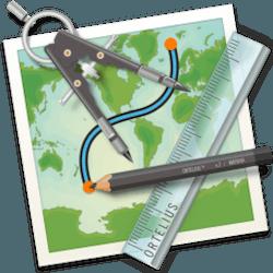 Ortelius 2 for Mac v2.2.3 英文破解版下载 地图绘制工具