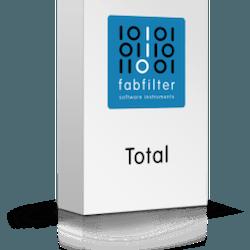 FabFilter Total Bundle 2019 for Mac v2019.1.19(03.13) 英文破解版下载 音频插件套装