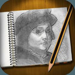 JixiPix PhotoArtista Sketch for Mac v2.7 英文破解版下载 图片素描效果软件