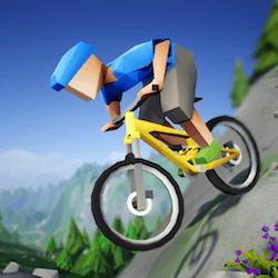 孤山速降 Lonely Mountains Downhill Mac v1.0.0 中文破解版下载 自行车模拟游戏