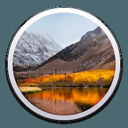 macOS High Sierra 10.13.6 中文官方版免费下载
