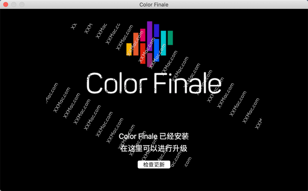 ColorFinale Pro for Mac v2.2.8 中文破解版下载 FCPX专业分级调色插件