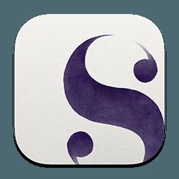Scrivener for Mac v3.2.2 中文破解版下载 著名的写作软件