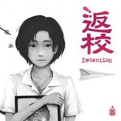 返校 Detention for Mac 中文破解版下载 冒险解密游戏