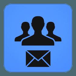 GroupsPro for Mac v5.0 英文破解版下载 通讯录和邮件管理软件