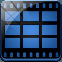 Movie Thumbnails Maker 2 for Mac v3.3.1 英文破解版下载 电影缩略图制作工具