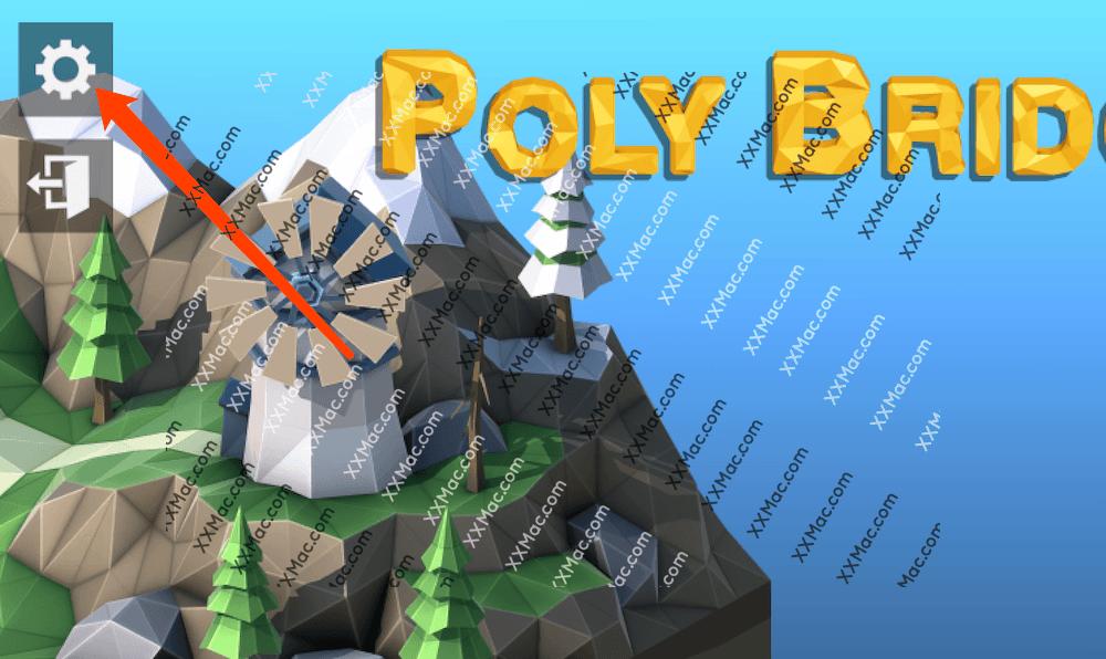 桥梁建造师2 Poly Bridge 2 for Mac v1.01 中文破解版下载 模拟造桥游戏