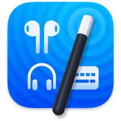 ToothFairy for Mac v2.7.3 中文破解版下载 一键连接切换蓝牙设备软件