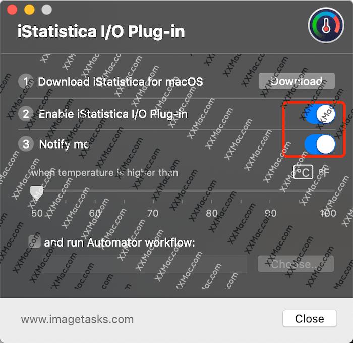 iStatistica Pro for Mac v3.0.1 中文破解版下载 系统状态监控软件