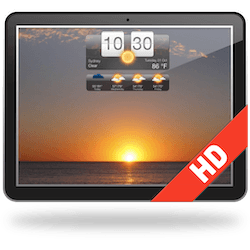 天气HD Living Weather HD for Mac v4.4.4 中文破解版下载 动态天气预报屏保软件