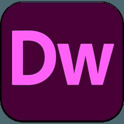 Adobe Dreamweaver 2020 Mac v20.2 中文汉化破解版下载 DW网页开发工具