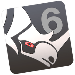 犀牛 Rhinoceros for Mac v6.29 中文破解版下载 3D建模软件